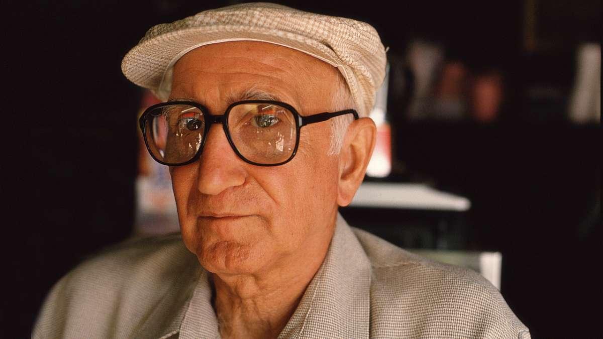 Junior Soprano looking angry