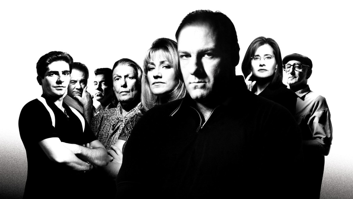 Image result for the sopranos