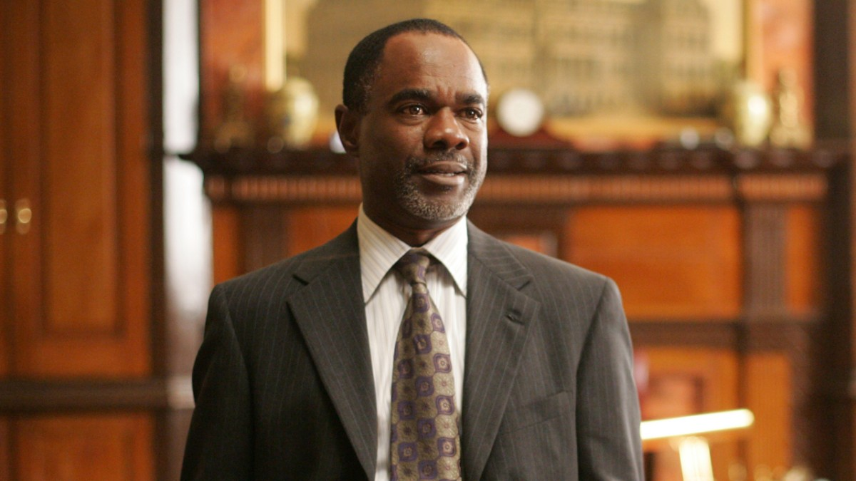 The Wire Clarence Royce Glynn Turman