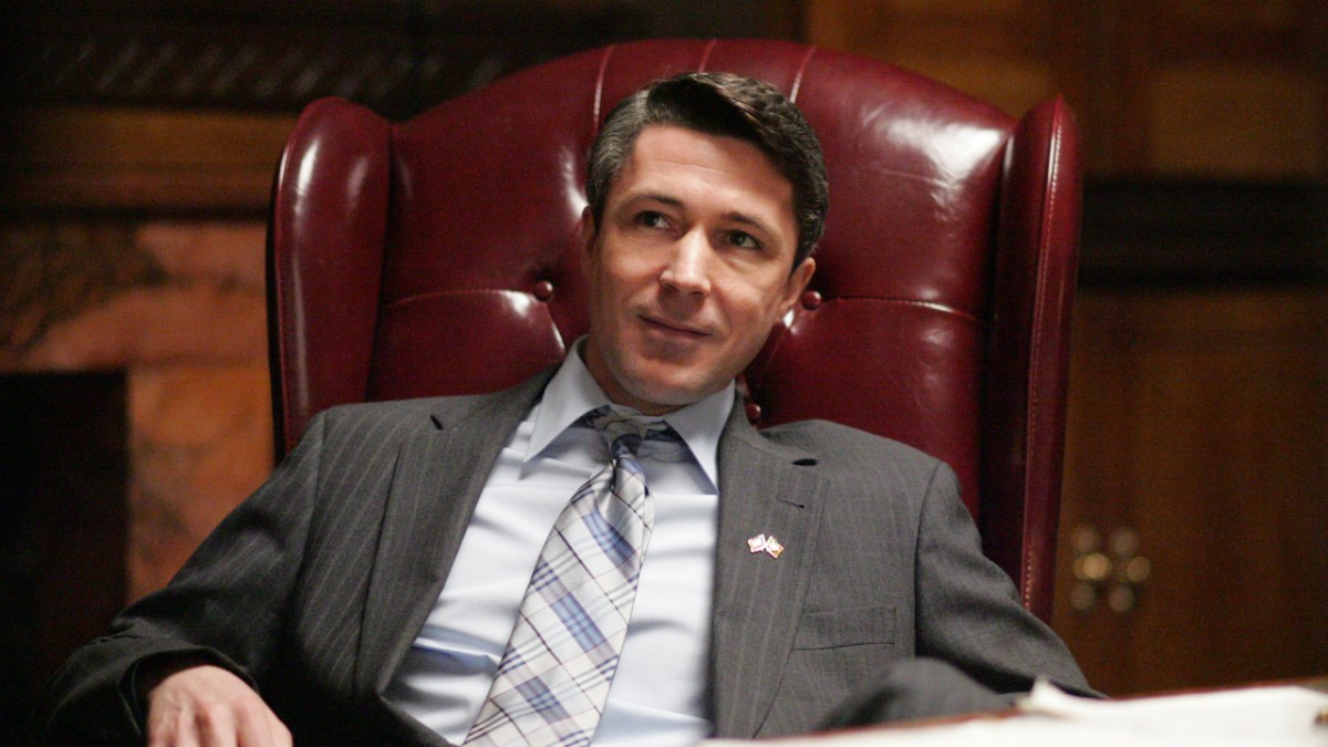The Wire Tommy Carcetti Aidan Gillen