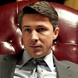 Tommy Carcetti stares
