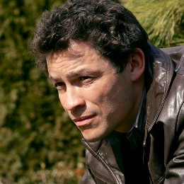 Jimmy McNulty stares