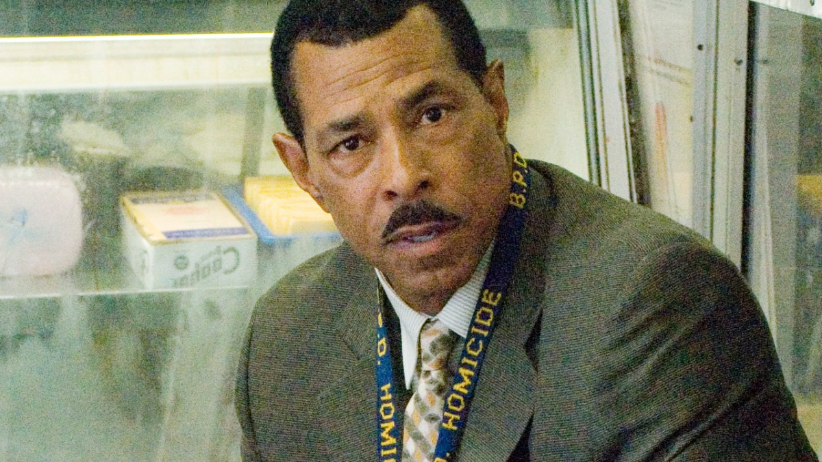 The Wire Michael | Detective Michael Crutchfield Played By Gregory Williams On The Wire