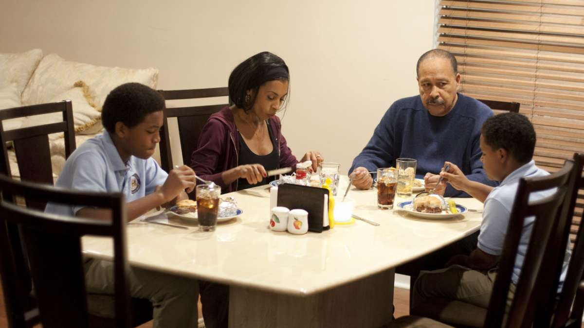 Ladonna Batiste Williams family dinner