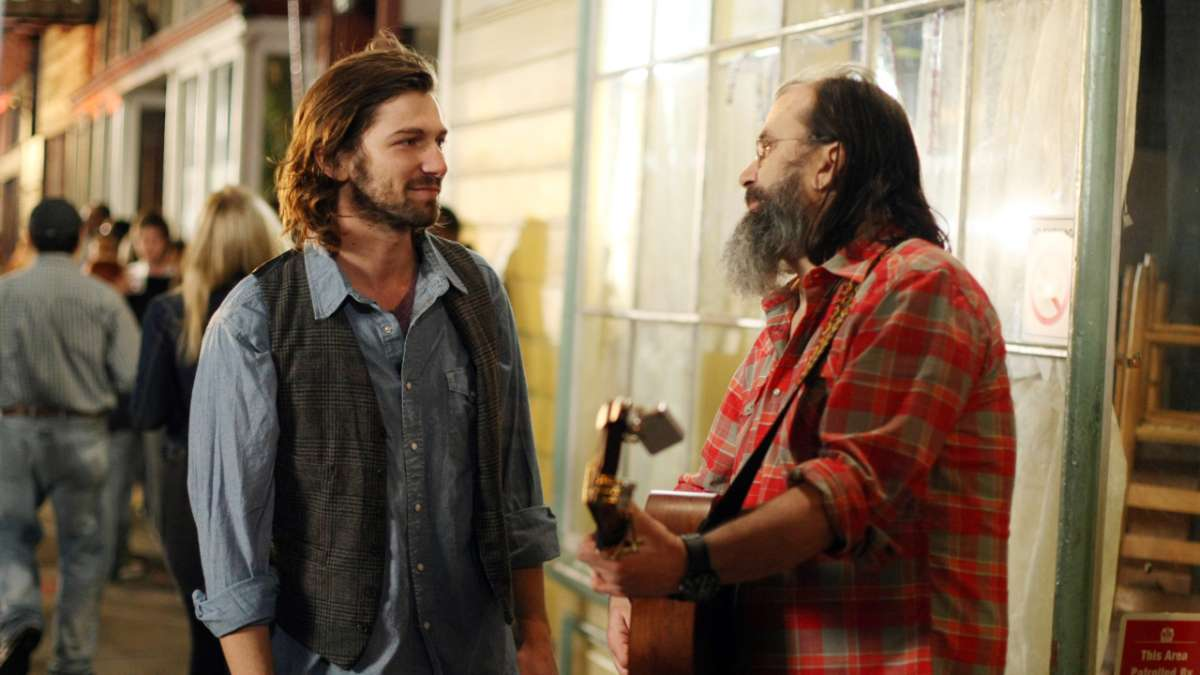 Sonny talks to Steve Earle