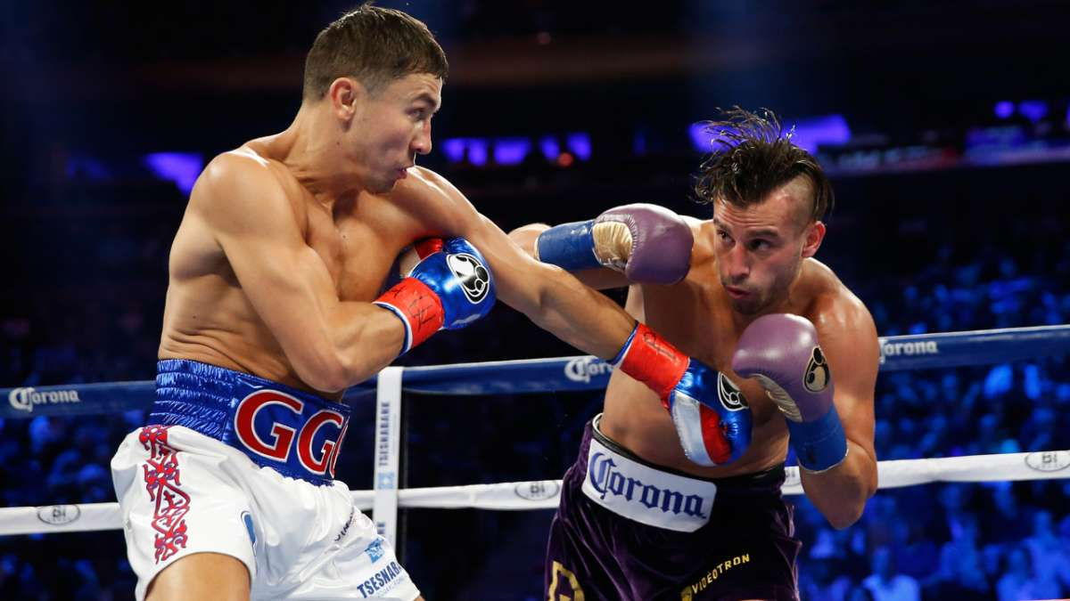 2015-10-17 Gennady Golovkin vs. David Lemieux