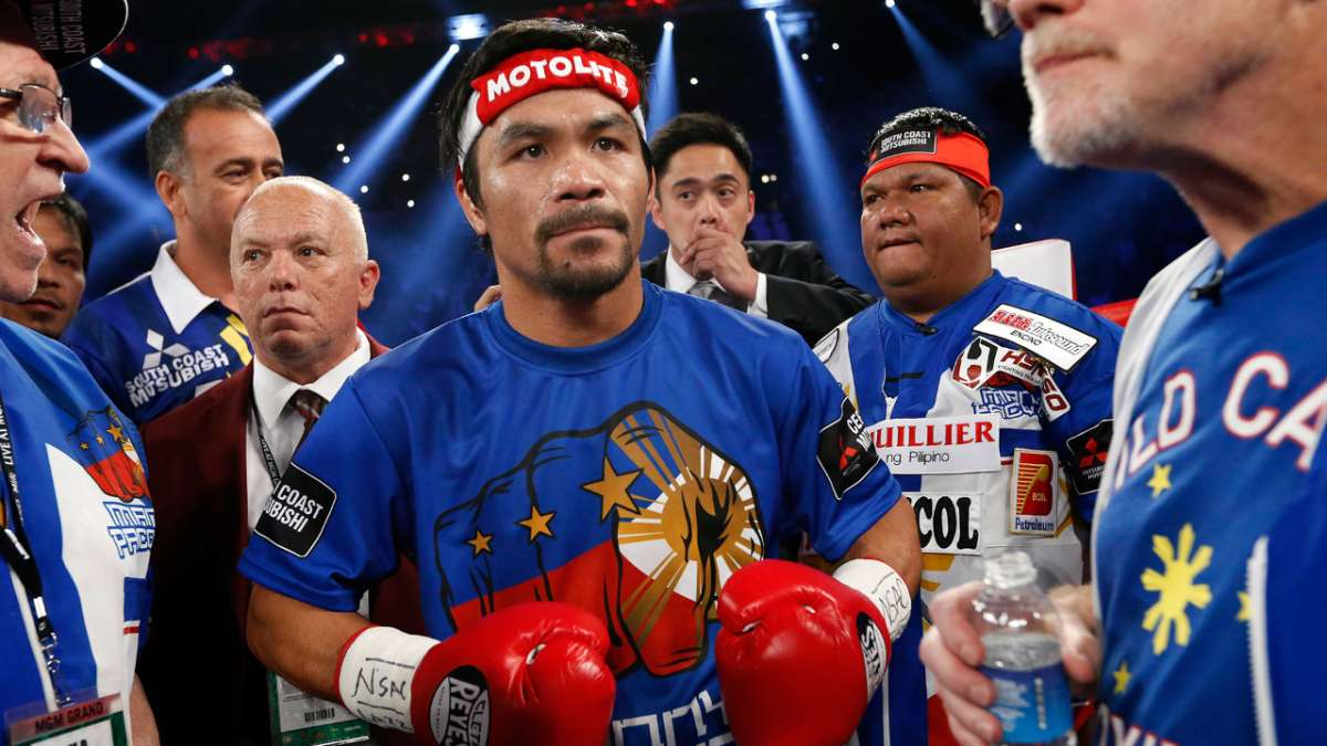 """Manny Pacquiao vs. Timothy Bradley, Jr."""